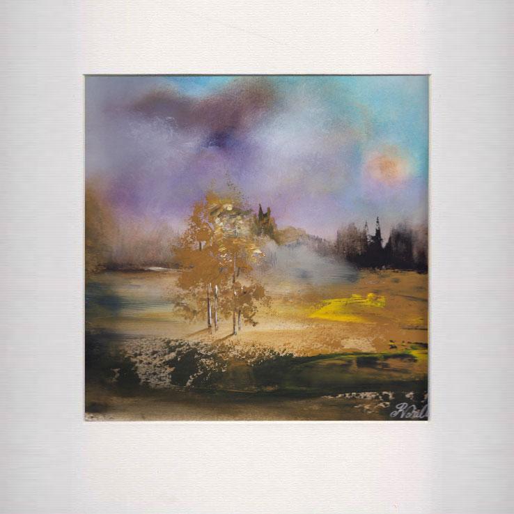 Rose Dalban tableau